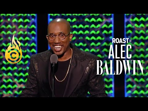 Chris Redd Tears Everyone Apart in His First-Ever Roast (Full Set) - Roast of Alec Baldwin