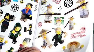 LEGO Ninjago Movie Books
