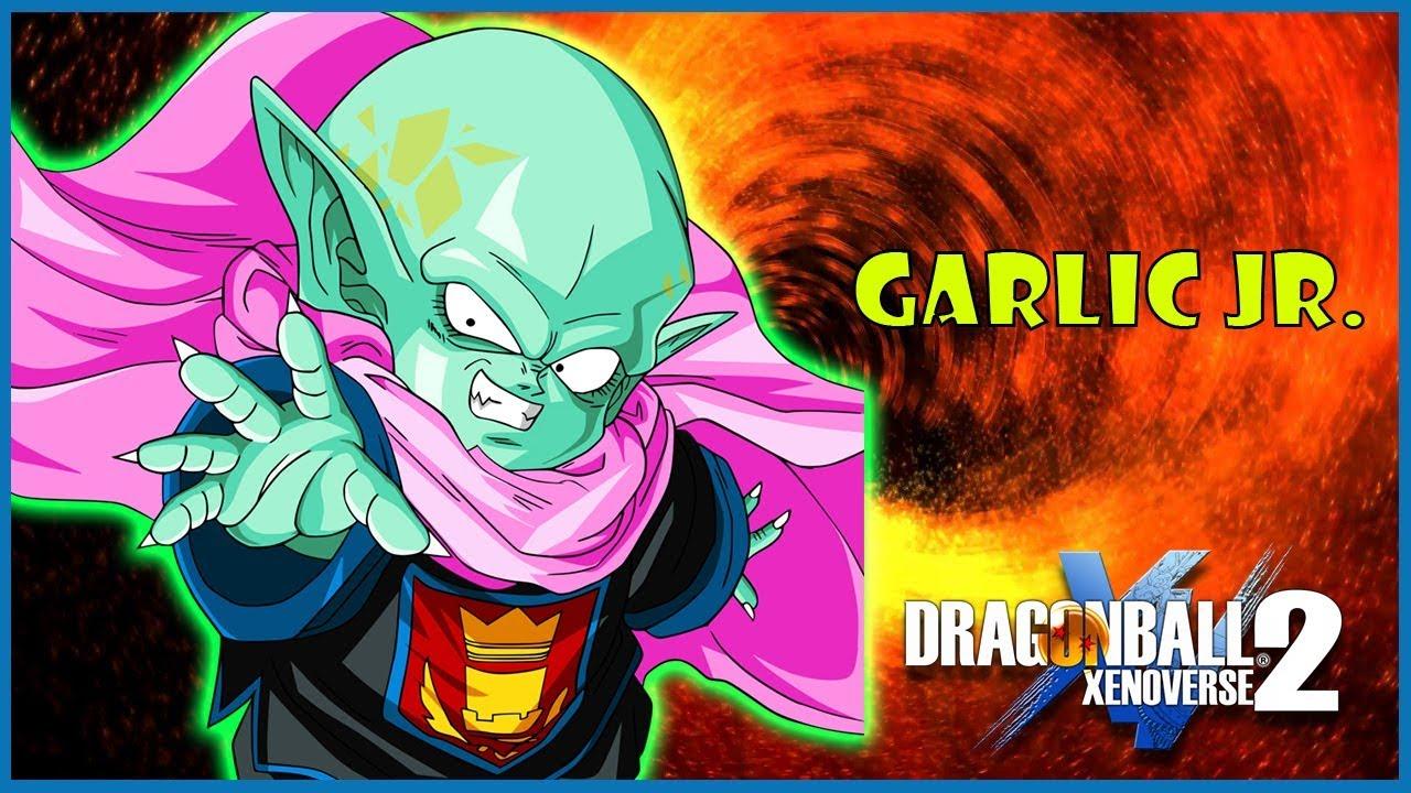 Garlic Jr Dragon Ball Heroes – Streaming super dragon ball heroes subtitle indonesia terlengkap dan terbaru di nontonanime.