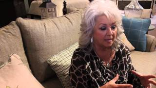 Paula Deen Talks Her New Furniture Line At Levin Furniture With Cleveland's New 102