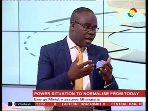 State Of Energy Distribution In Ghana 27 2 2017