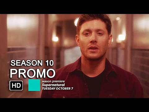 Supernatural Season 10  'Deanmon Rises'  HD