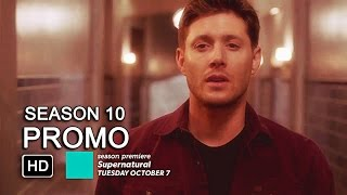 Supernatural Season 10 - 'Deanmon Rises' Promo [HD]