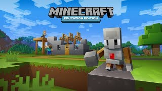 Setup Of Code Builder For Minecraft: Education Edition