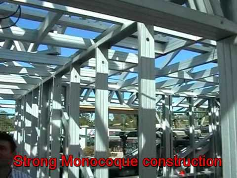 Scottsdale Construction Systems Intelligent Steel Frame & Truss Manufacturing Technology