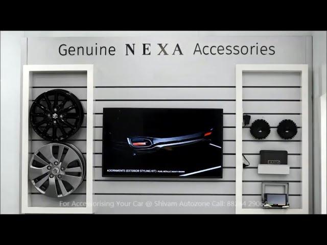 Car Accessories | Maruti Suzuki & Nexa | Shivam Autozone | Mumbai