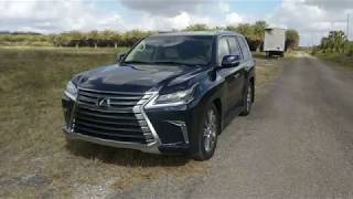 2017 Lexus LX570 Review: Aging Quickly, But Is It Still Any Good?