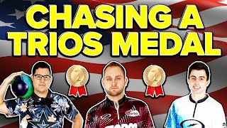 Chasing a Medal In Trios