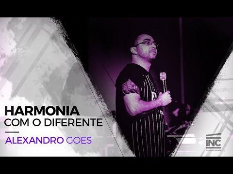 Harmonia Com o Diferente - Alessandro Goes // Igreja No Cinema