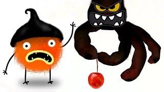 ЧУЧЕЛ и ВИШНЯ #1 или веселые приключения в игре CHUCHEL с ПАПУЛЕЙ
