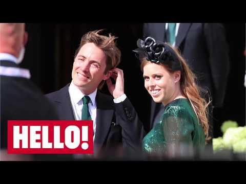 Princess Beatrice and Edoardo Mapelli Mozzi's Love Story | Hello