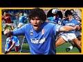 Cuando Maradona era el MONSTRUO del Napoli   HISTORIA