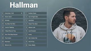 Top 20 Songs of Hallman - Best of Hallman - Electronic Music ♫♫