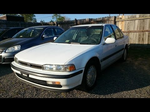 1991 honda accord ex walkaround and tour youtube 1991 honda accord ex walkaround and tour publicscrutiny Image collections