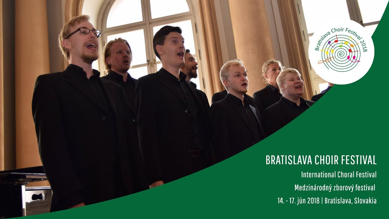 Euga Male Voice Choir | Bratislava Choir Festival 2018