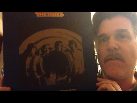 #vinyl: Unboxing - The Kinks Are The Village Green Preservation Society 50th Anniversary