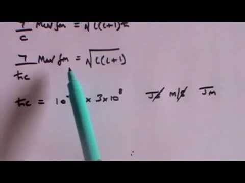 Beta particle decay