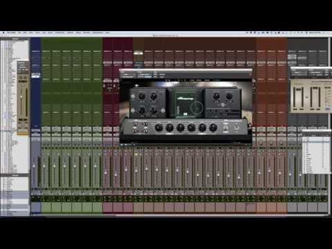 UA-brainworx - Ampeg B-15N - Mixing With Mike Plugin of the Week
