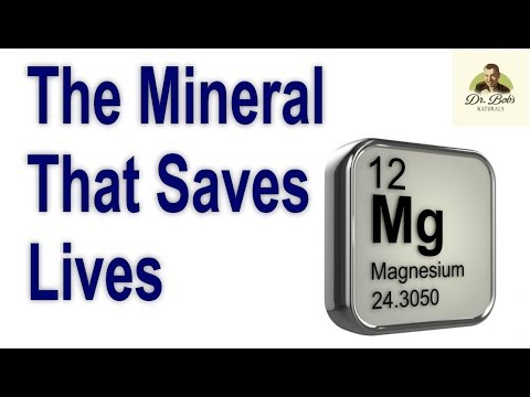 Magnesium: The Mineral That Saves Lives
