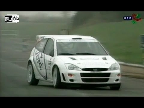Ford Focus 1999 >> [Video.154] Test Presentation Colin McRae Ford Focus WRC 1999 (RALLYp'edia) - YouTube