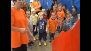 Achlum dorpsfeest 2004 jeugdspelen