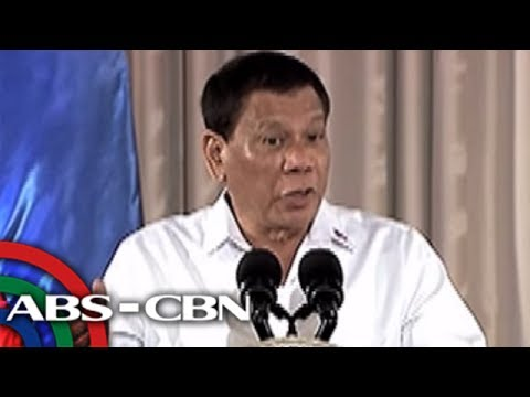TV Patrol: Duterte sa Ombudsman: 'Shut up'