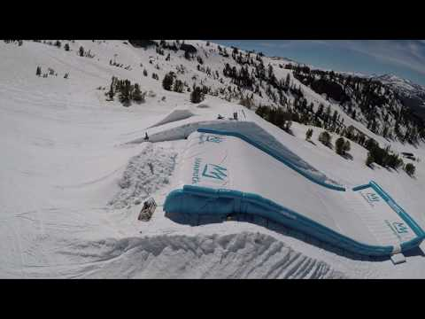 New Airbag Design Revolutionizes 2018 Winter Olympic Slopestyle Training