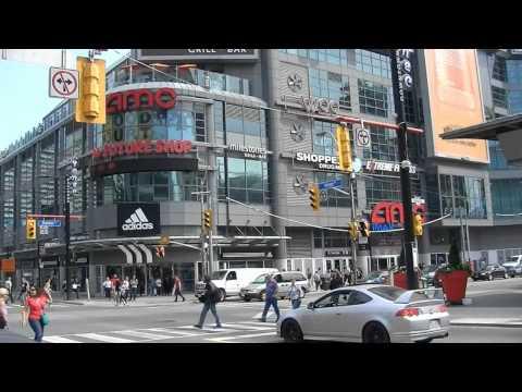 Downtown Toronto Ontario