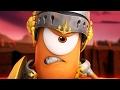 Funny Animated Cartoon | Spookiz Saving the Princess | Videos For Kids