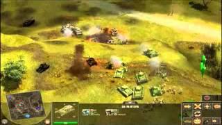 Frontline fields of thunder gameplay (PC) WPRA