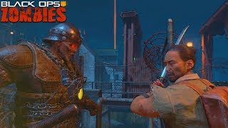 BLOOD OF THE DEAD EASTER EGG CON SUSCRIPTORES | BLACK OPS 4 ZOMBIES GAMEPLAY