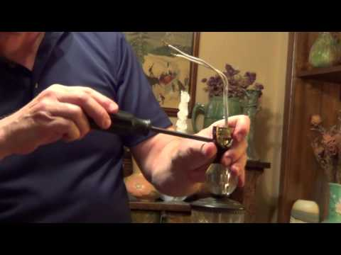 How to Rewire a Lamp - Replace a Lamp Socket