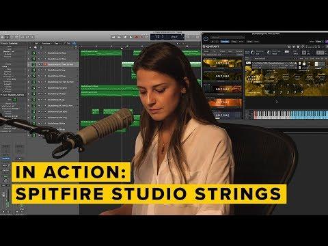 In Action: Spitfire Studio Strings