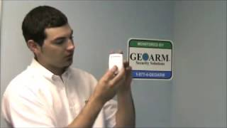 How to Install of Honeywell 5800PIR RES Motion Detector