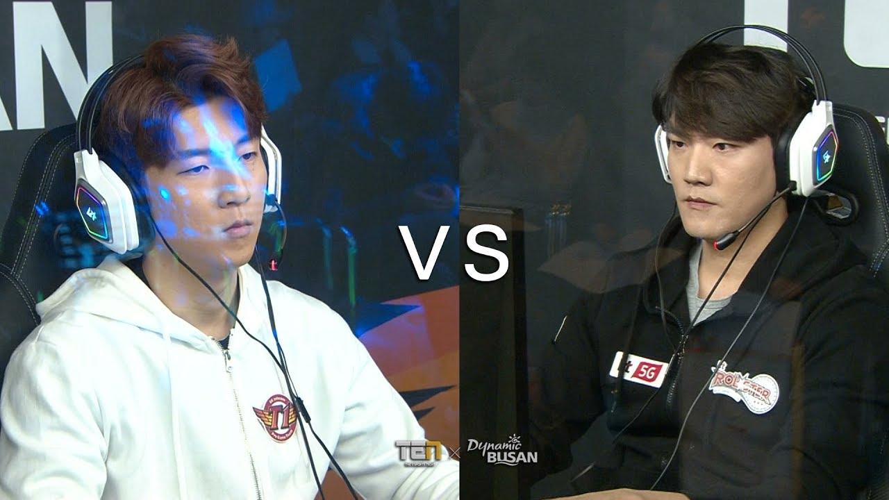 Game 4 GoRush vs Reach Starcraft proleague  Rematch [T.E.N]