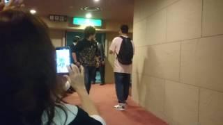 キム・ヒョンジュン INNER CORE市川公演のお見送り会の動画です。