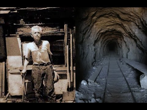 Human Mole – The Man Who Spent 32 Years Digging A Tunnel To The Middle Of Nowhere