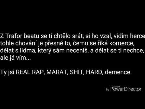 Maniak - Mačkáš mi hada / Lyrics-text