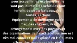 Le tourisme en Haiti.wmv