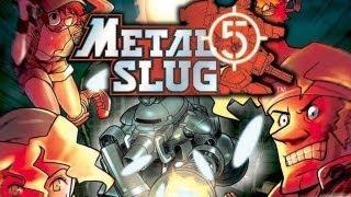 CGR Undertow - METAL SLUG 5 review for Nintendo Wii