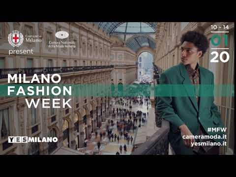 Milano Fashion Week Men's 2020 - 10/14 Gennaio