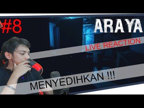 Ada Apa Dengan Araya ? #8 - [Live Reaction from 26/01]