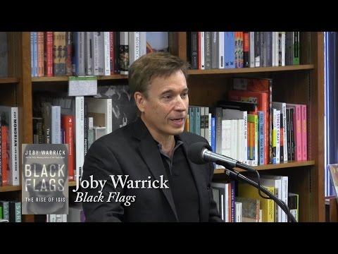 """Joby Warrick, """"Black Flags"""""""
