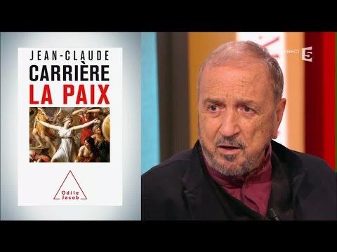JeanClaude Carrière publie «La Paix»