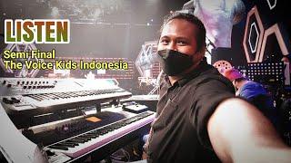 LISTEN - KESYA   KEYCAM   The Voice Kids Indonesia Season 4 GTV 2021