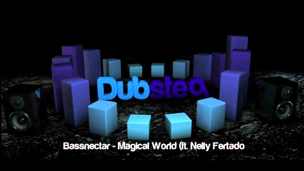 Bassnectar - Magical World ft Nelly Furtado [HD] - YouTube