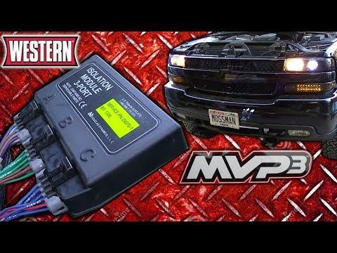 Dodge Ram Western Unimount Wiring | Repair Manual on