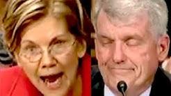 """""""YOU SHOULD BE FIRED!!!"""" Elizabeth Warren DESTROYS Wells Fargo CEO Tim Sloan"""