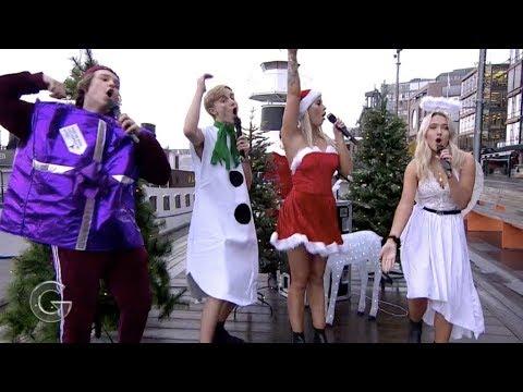 The Splayers - Nå er det jul