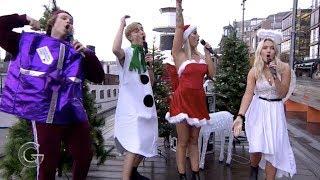The Splays - Nå er det jul